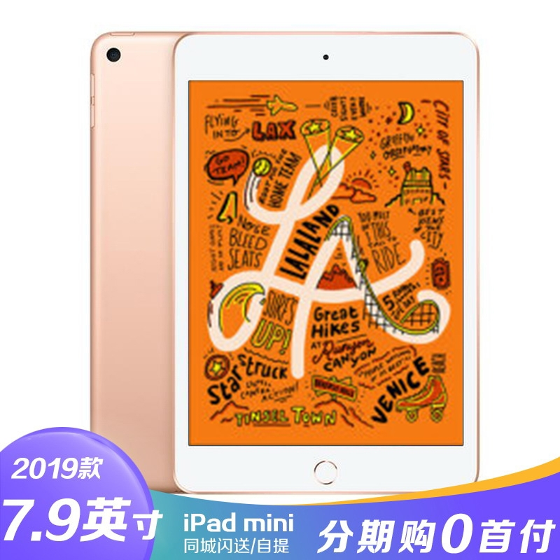 [国行]苹果iPad mini5 WIFI版(7.9英寸/2019款)